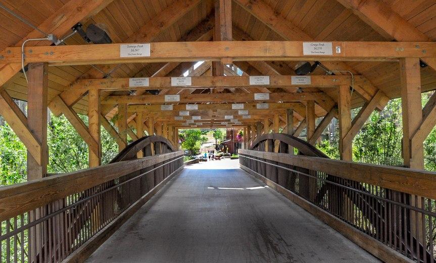 Bridge at Copper Mountain