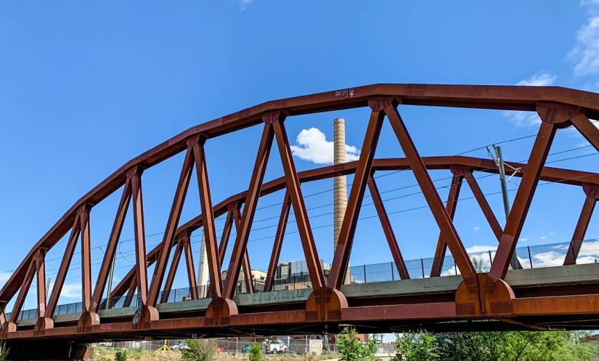 The Bridge & The Smokestack