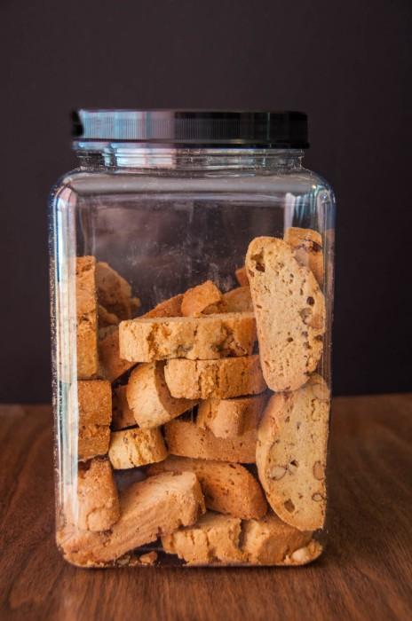 Jar of Biscuits