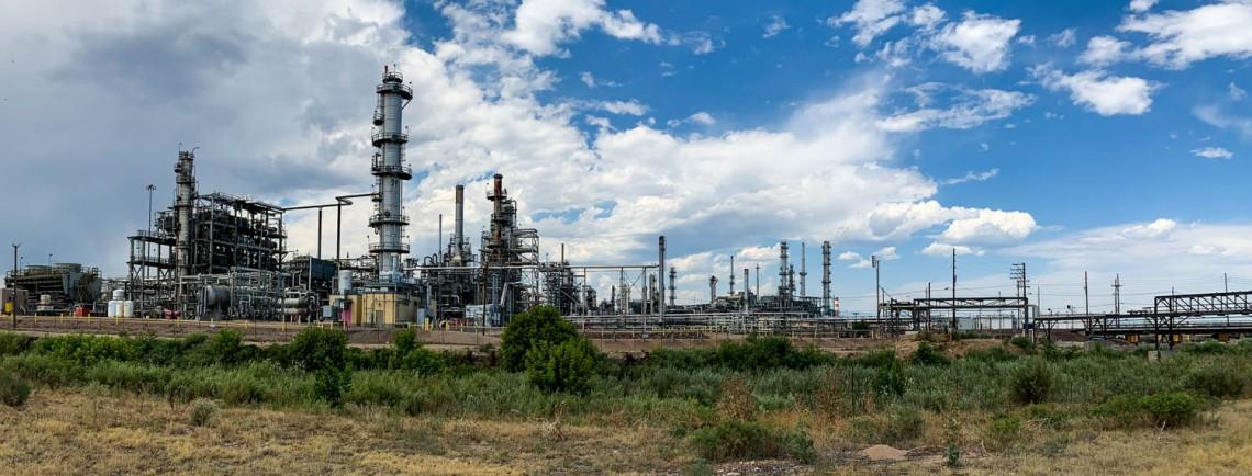 Refinery - (Panorama)